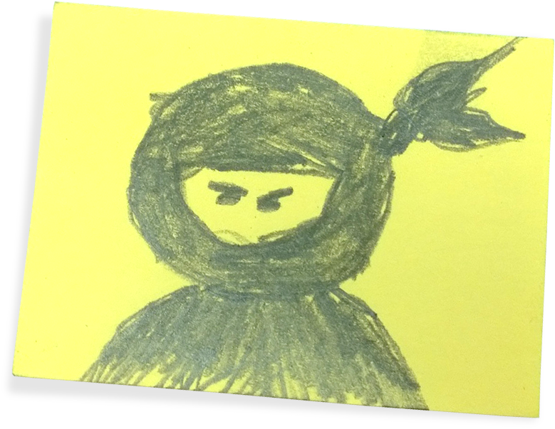 Pebbletree Ninjas