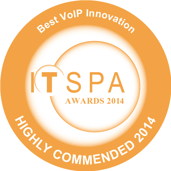 ITSPA Best VoIP Innovation: Highly Commended