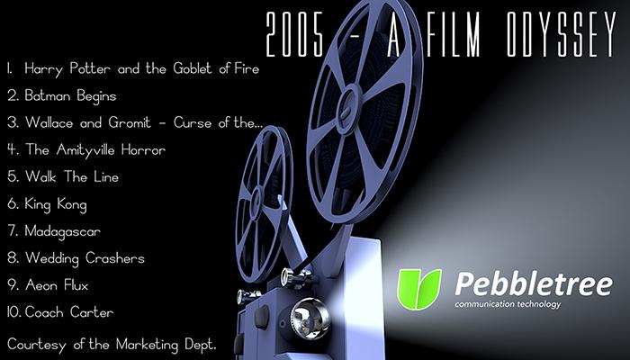 Marketing Dept Playlist - Films