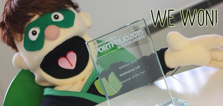 Puppet award