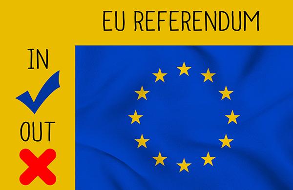 EU Referendum In/Out