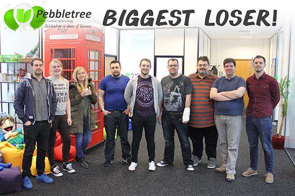 Biggest Loser team